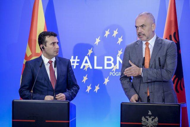 Zaev thirrje shtetasve maqedonas që jetojnë në Shqipëri: