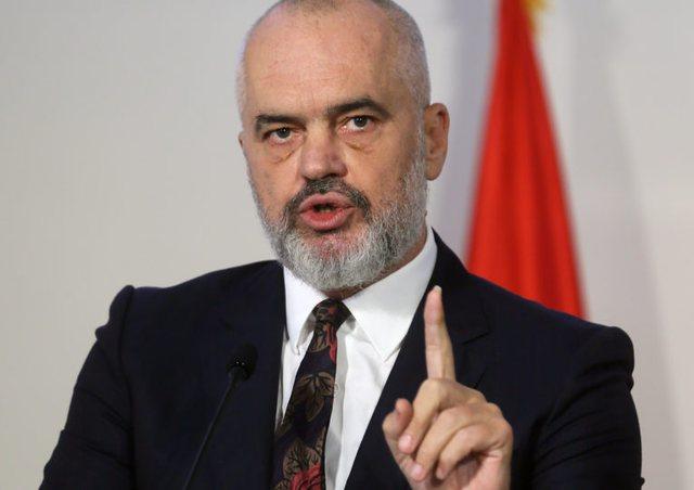 Mbështetje hartës së re të kufijve Kosovë-Serbi/ Rama: