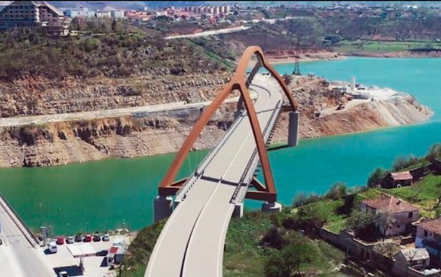 Rama ndan pamjet nga Ura e Madhe e Kukësit: Vepra e munguar e Rrugës