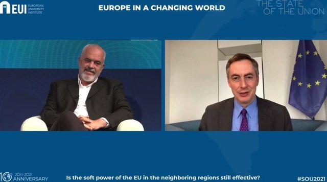 Eurodeputeti David McAllister uron Ramën për fitoren: E ardhmja e