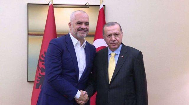 Rama në Itali: Turqia dhe Erdogan nuk kanë asnjë influencë
