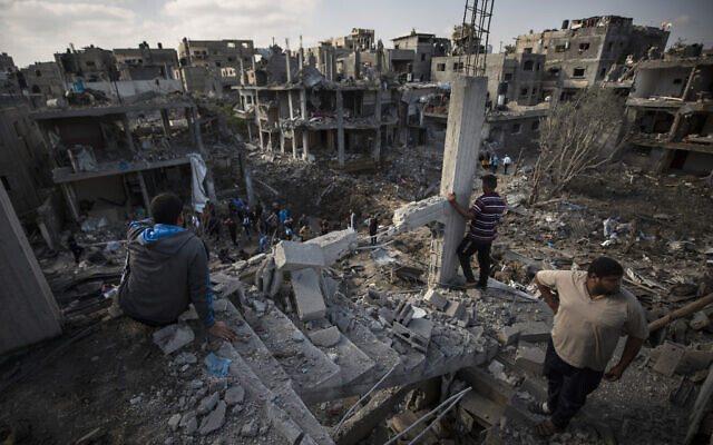 Avionët e Izraelit sulmojnë bazën e sigurisë së Hamasit