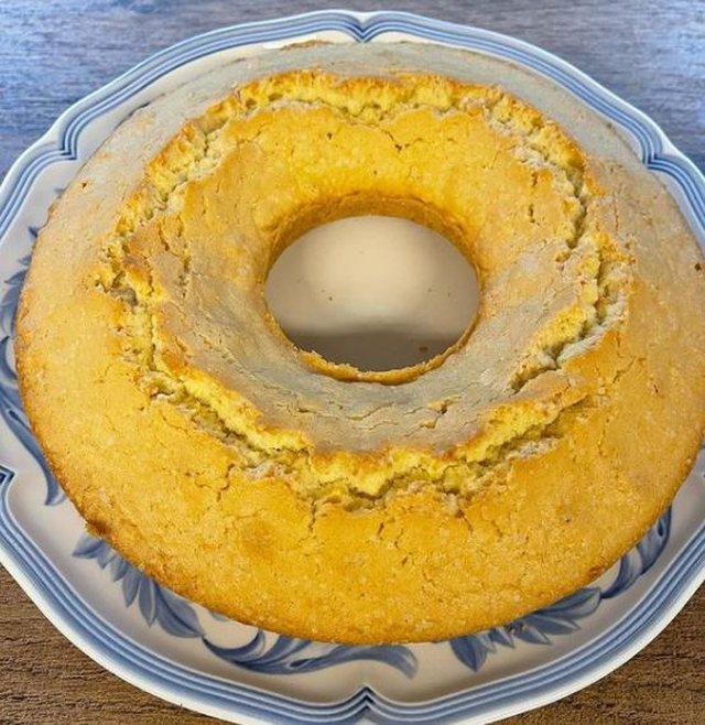Receta/ Një kek me niseshte nga Aurela Basha
