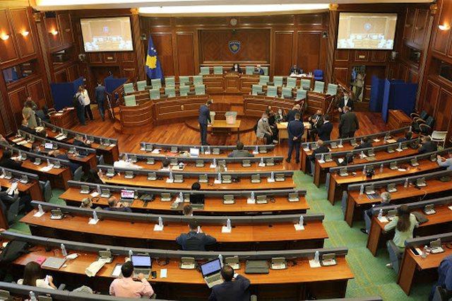 13 mijë të vdekur, 1600 të zhdukur/ Kuvendi i Kosovës