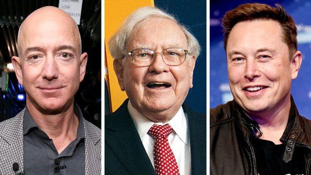 Njerëzit më të pasur në Tokë paguajnë më pak