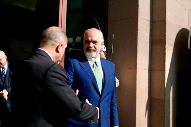 Nis Samiti i Ballkanit Perëndimor, Rama mirëpret liderët e