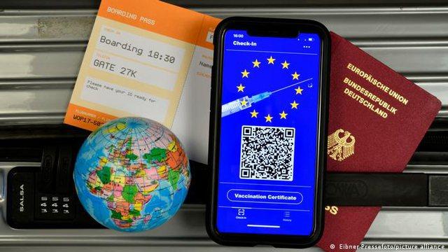Gjermania nis të hënën shpërndarjen e certifikatave
