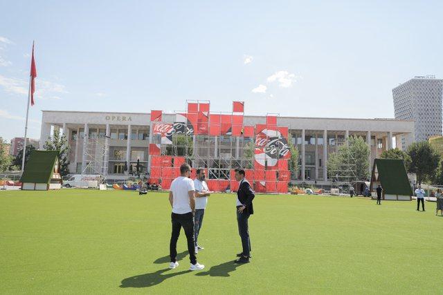 Tirana çel zyrtarisht sezonin turistik, Veliaj: Turizmi shqip, një