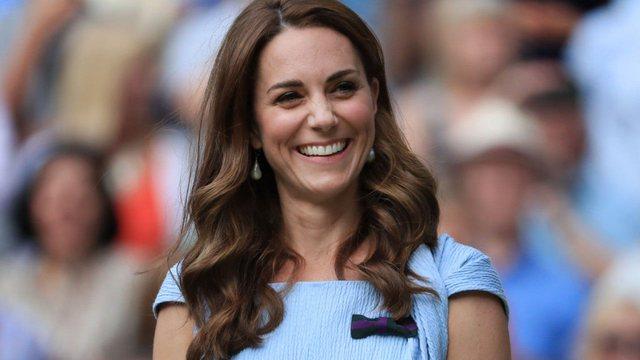Kate Middleton mezi pret ta takojë vajzën e princit Harry