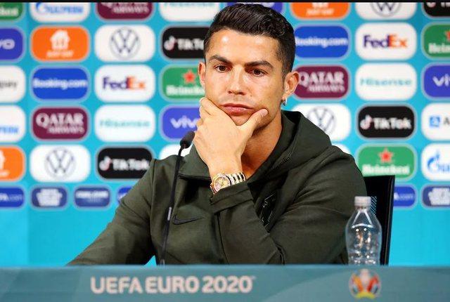 Video që bëri xhiron e medieve/Reagimi i Ronaldos kur
