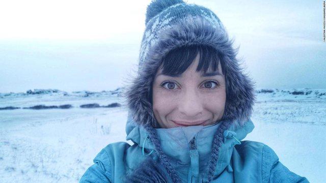 Historia e vajzës që kaloi pandeminë në Arktik!