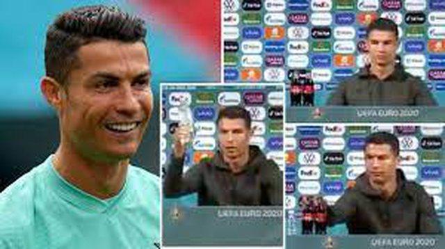 Gjesti i Cristiano Ronaldos i kushtoi CocaCola-s, 4 miliardë dollarë!