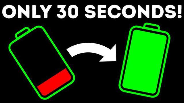 7 truke si ta karikoni telefonin sa më shpejt të jetë e mundur!