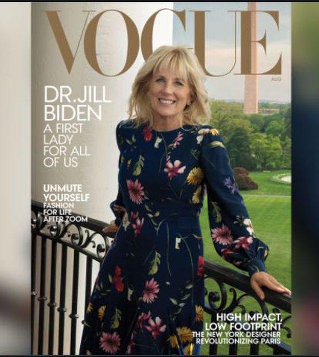 Zonja e parë Jill Biden do të shfaqet në kopertinën e