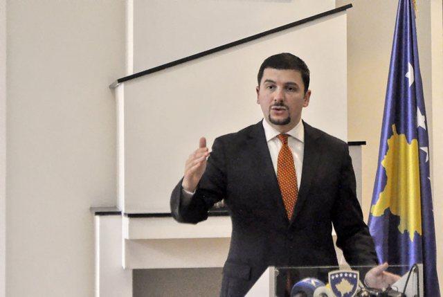 Memli Krasniqi zgjidhet kryetar i PDK!