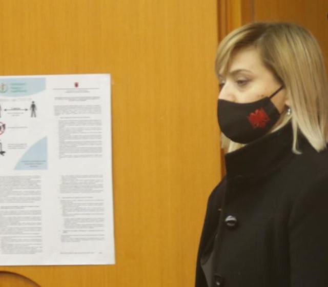 Hetimi i KPK/ Ish- Avokatja e shtetit përfaqësonte vendin në