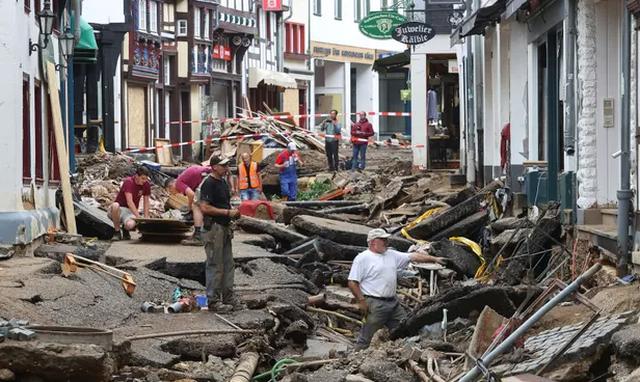 Përmbytjet katastrofike mund të godasin më shpesh Evropën,