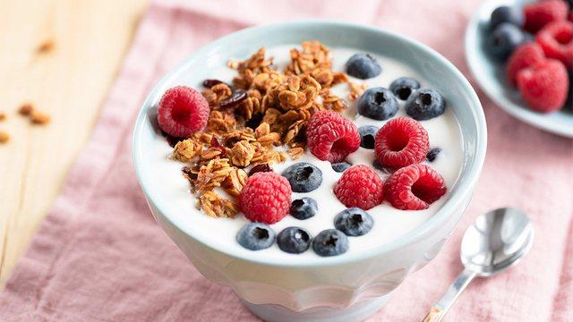 A ju ndihmon mëngjesi i shëndetshëm të mbani trupin në
