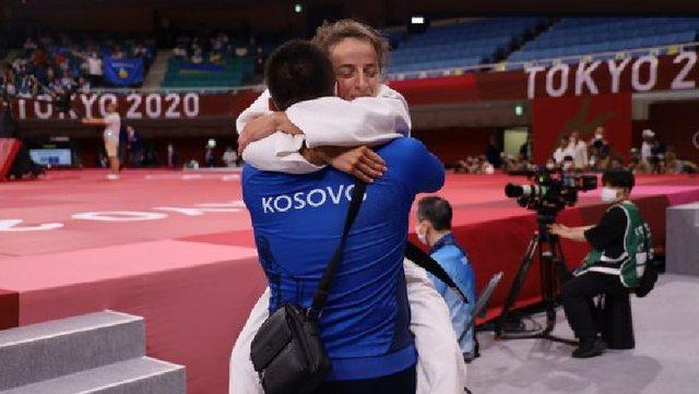 Kosova siguron medaljen e parë të artë në  Tokio 2020