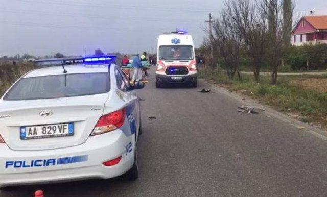 Aksident tragjik në Durrës, ndërron jetë pasagjerja