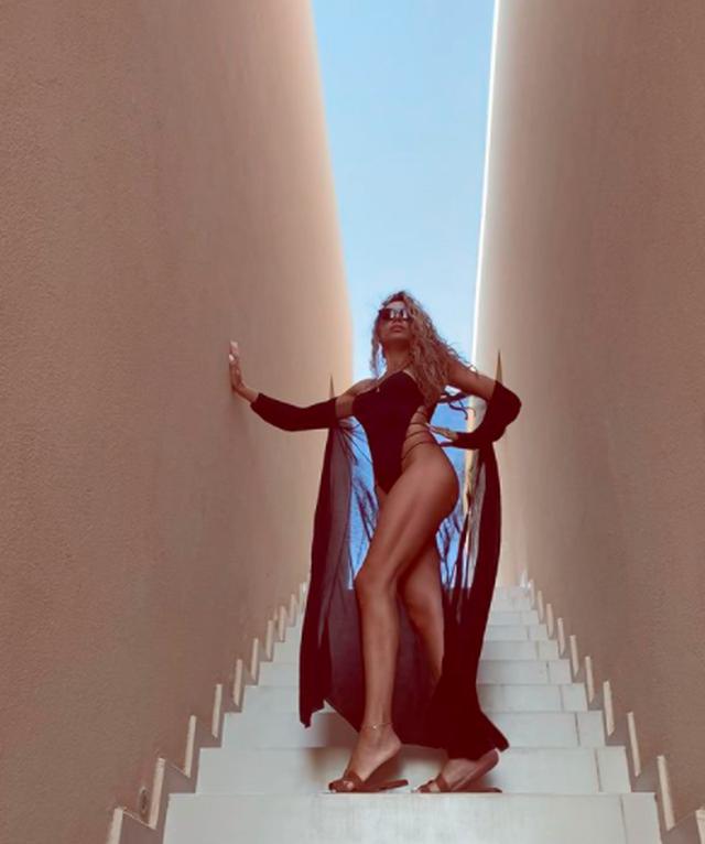 Ledina Celo, Jennifer Lopez shqiptare!