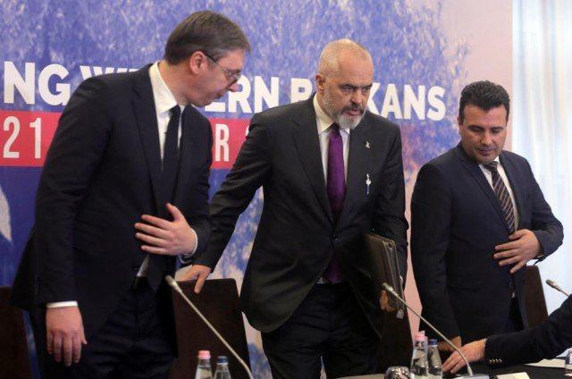 """Financial Times artikull të dedikuar """"Ballkanit të hapur"""""""