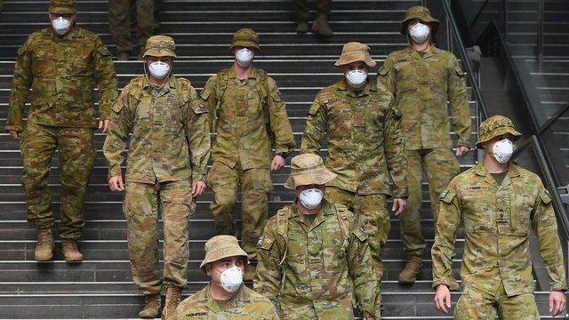 Pak vaksinim, shumë raste/Sidnei nxjerr ushtrinë për të
