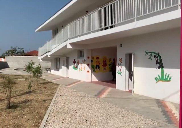 Marqinet, gati kopshti për 85 fëmijë