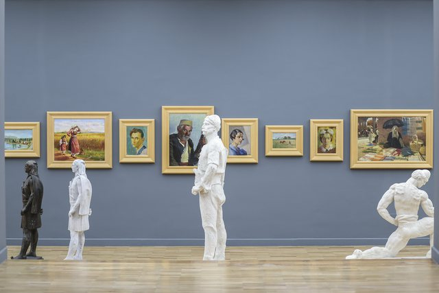 Chris Keulemans: Jam në Amsterdam, por Rudina Xhunga më çoi në Galerinë e Tiranës!