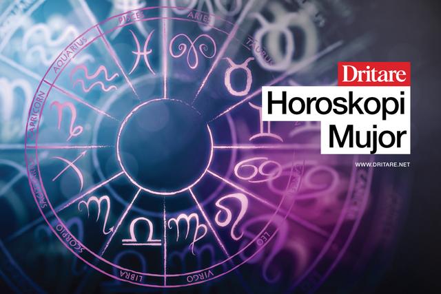 Horoskopi i muajit gusht 2021