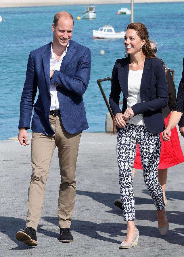 Princi William dhe Kate sapo e zgjodhën destinacionin e pushimeve!