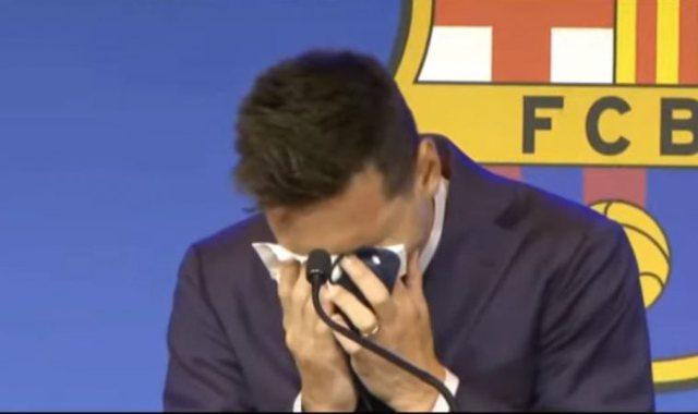 Mes lotësh Messi i thotë lamtumirë Barcelonës: Do të