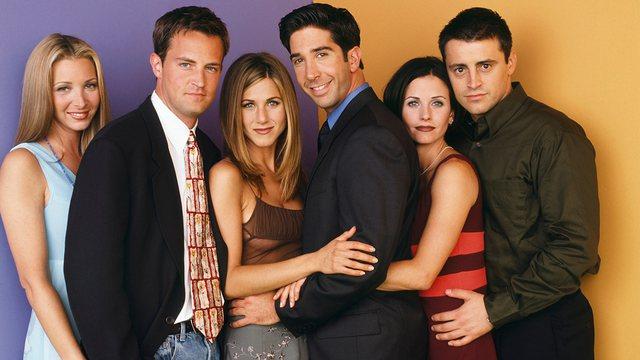 Jennifer Aniston dhe David Schwimmer në një lidhje? Ja
