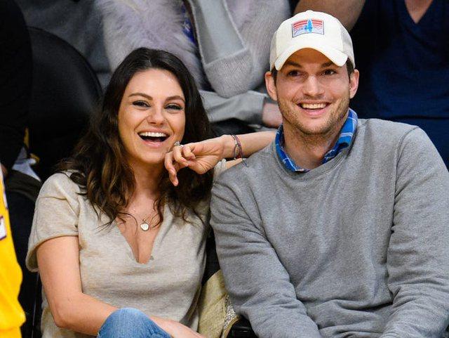 Mila Kunis dhe Ashton Kutcher i lajnë fëmijët e tyre shumë