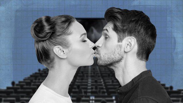 Arsyet pse njerëzit filluan të puthen!