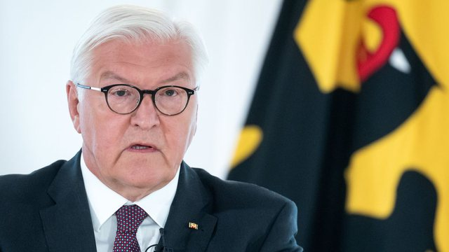 Presidenti gjerman: Pamjet në aeroportin e Kabulit, turp për