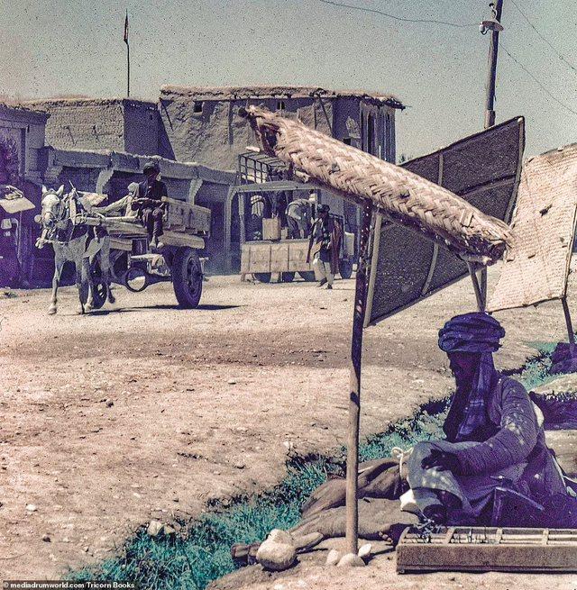 Foto/ Afganistani në kohë paqeje!