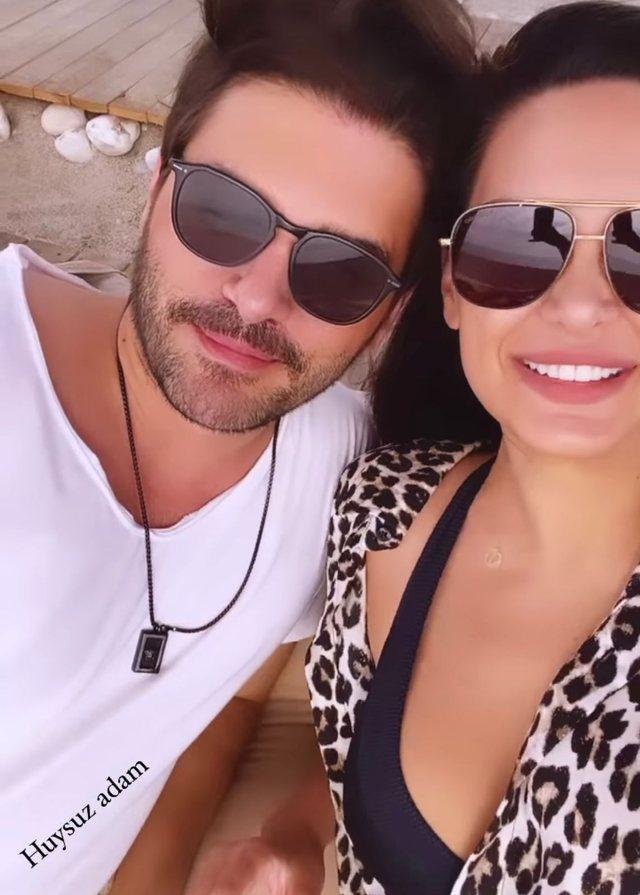 Foto/ Almeda dhe Tolgahan me pushime në Dhërmi!