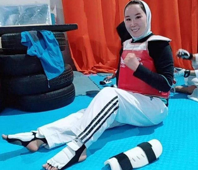 Atletja afgane i shpëton tmerrit në Kabul