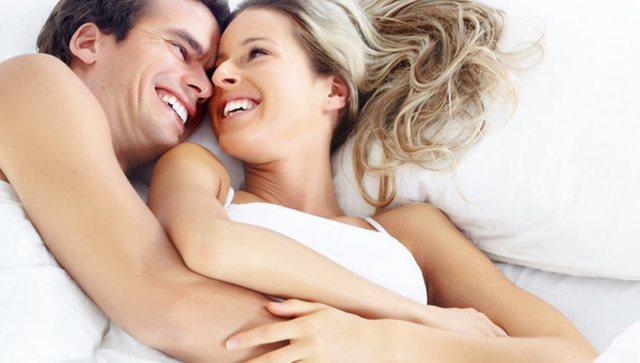 Ja sa shpesh kryejnë marrëdhënie seksuale çiftet e lumtur!