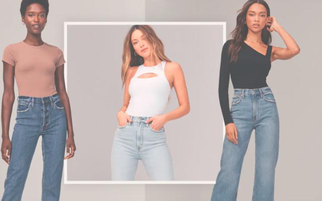 Gjashtë modelet e xhinseve, më në modë për