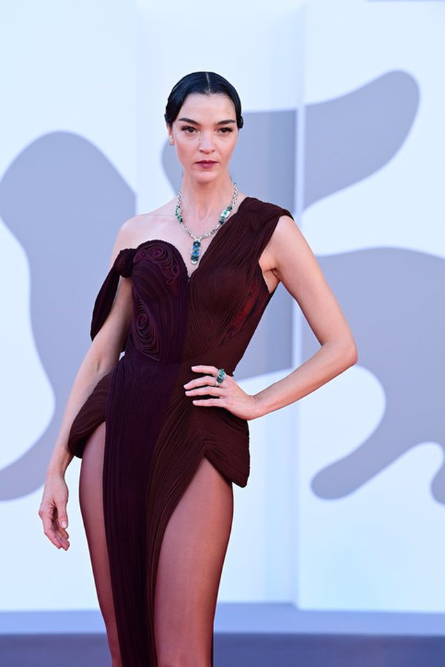 Venecia 78, shkëlqim dhe elegancë në tapetin e kuq