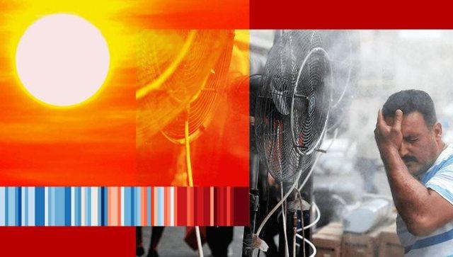 Ndryshimi i klimës/ Bota me më shumë ditë të nxehta