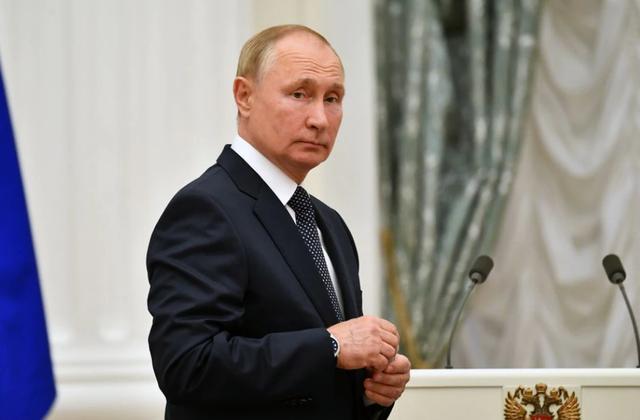 Raste pozitive me kovid në presidencë/ Vladimir Putin