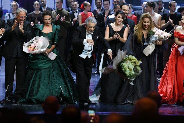 Placido Domingo dhe Ermonela Jaho inaugurojnë TOB. Jaho: Unë e arrita