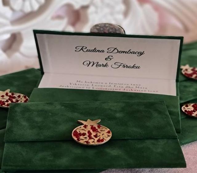 Ka një datë dhe ftesat janë gati, ja kur do të martohet