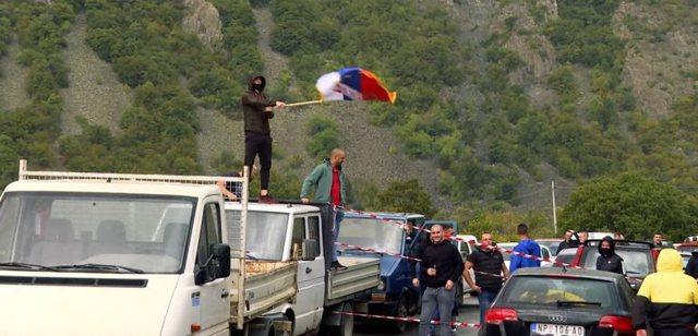 Reciprociteti me targat, serbët i përgjigjen Kosovës,
