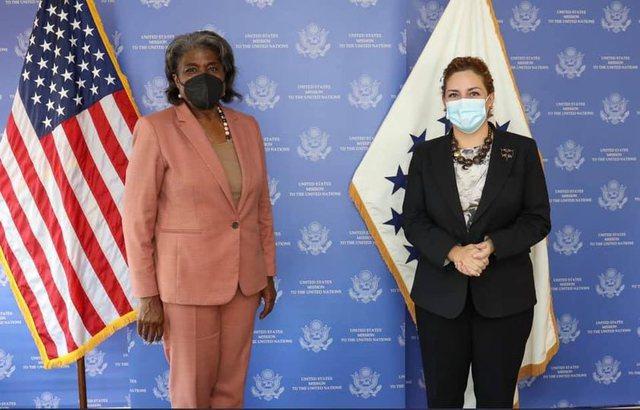 Ambasadorja amerikane në OKB, vlerësime Shqipërisë për