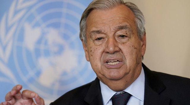 Antonio Guterres: Jemi në buzë të humnerës. Bota duhet