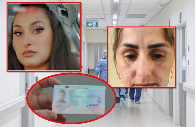 Vidhnin kartat ID të pacientëve dhe merrnin kredi në emër